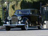 Rolls-Royce Silver Wraith Limousine by Hooper 1953 images