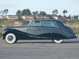 Rolls-Royce Silver Wraith Touring Limousine by Hooper 1955 pictures