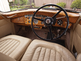 Rolls-Royce Silver Wraith Touring Limousine by Hooper 1955 wallpapers
