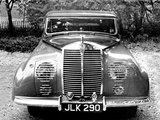 Rolls-Royce Silver Wraith Sedanca de Ville by Hooper (#9278) 1947 wallpapers