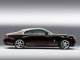 Photos of Rolls-Royce Wraith 2013