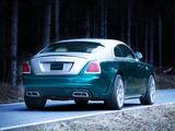 Photos of Mansory Rolls-Royce Wraith 2014