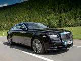 Pictures of Rolls-Royce Wraith UK-spec 2013