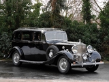 Pictures of Rolls-Royce Wraith Limousine 1938