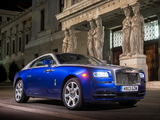Rolls-Royce Wraith US-spec 2013 photos