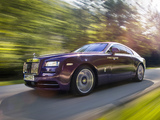 Rolls-Royce Wraith 2013 pictures