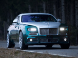 Mansory Rolls-Royce Wraith 2014 images