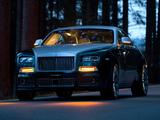 Mansory Rolls-Royce Wraith 2014 photos