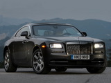 Rolls-Royce Wraith US-spec 2013 wallpapers