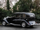 Rolls-Royce Wraith Limousine 1938 wallpapers