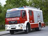 Rosenbauer MAN LE2000 14.280 ES LF 20/16 2000–06 images