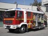 Rosenbauer MAN TGM 13.280 4x4 BL Feuerwehr images