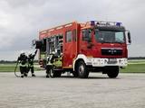 Rosenbauer MAN TGM 13.280 4x4 BL Feuerwehr pictures
