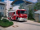 Mercedes-Benz Actros 1835 Feuerwehr by Rosenbauer (MP1) 1997–2002 images