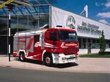 Mercedes-Benz Actros 1835 Feuerwehr by Rosenbauer (MP1) 1997–2002 pictures