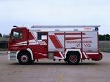 Mercedes-Benz Actros 1835 Feuerwehr by Rosenbauer (MP1) 1997–2002 wallpapers