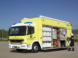 Pictures of Rosenbauer Mercedes-Benz Atego GW-GS 2005