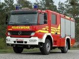 Rosenbauer Mercedes-Benz Atego 918 Feuerwehr 2005 images