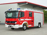 Rosenbauer Mercedes-Benz Atego 922 CL LF 10/6 2005 pictures