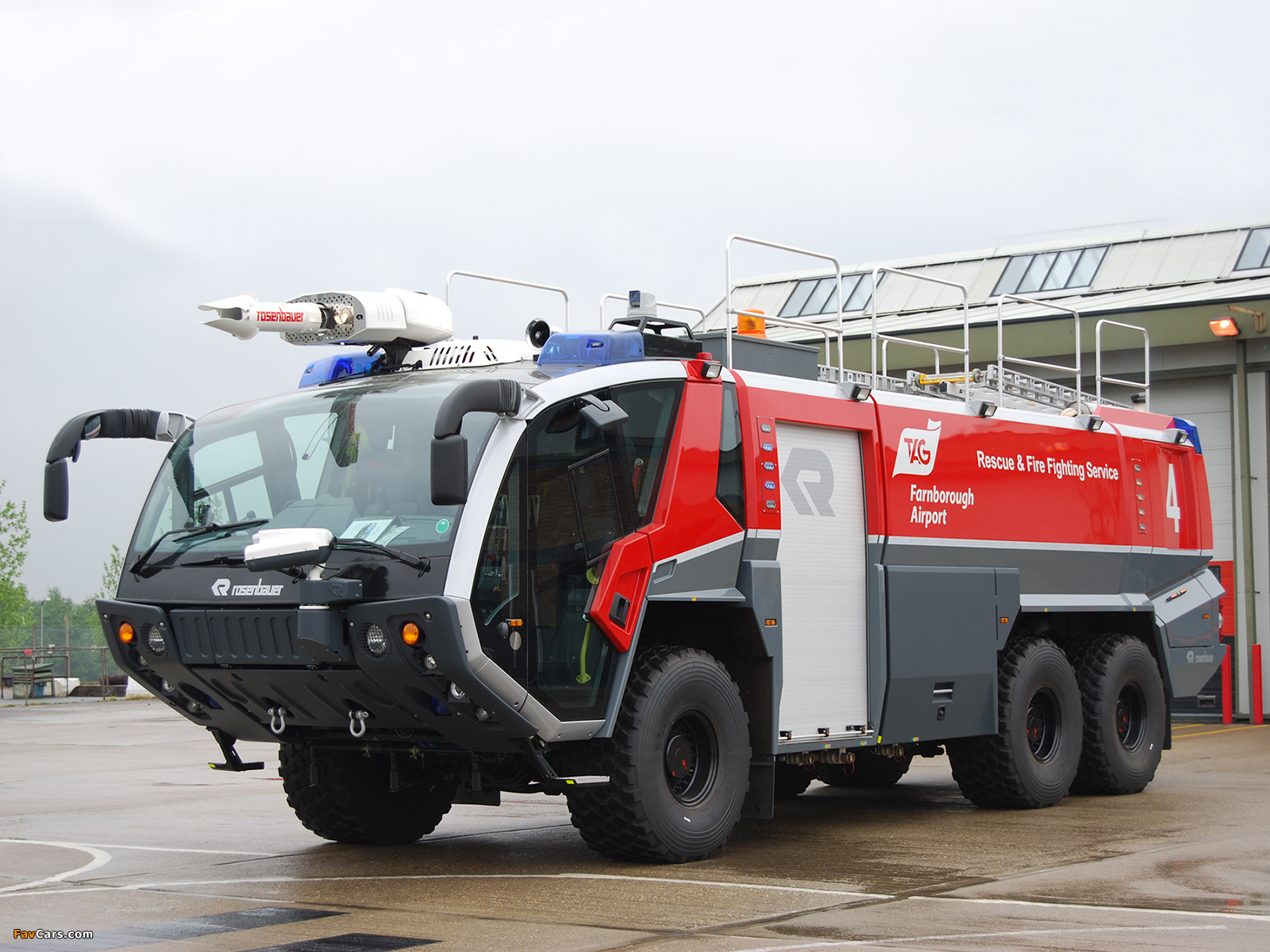 Pictures Of Rosenbauer Panther 6x6 1600x1200