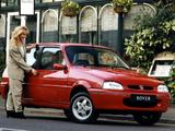 Photos of Rover 100 3-door 1994–97