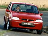 Rover 100 3-door 1994–97 photos