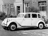 Rover 16 1938–42 photos