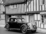 Rover 16 1938–42 wallpapers