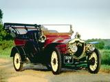 Rover 20 HP Tourer 1907–10 photos