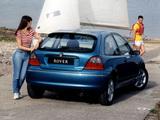 Pictures of Rover 200 3-door (R3) 1995–99