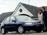 Pictures of Rover 200 5-door (R3) 1995–99