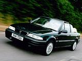 Rover 216 Cabrio 1993–97 photos
