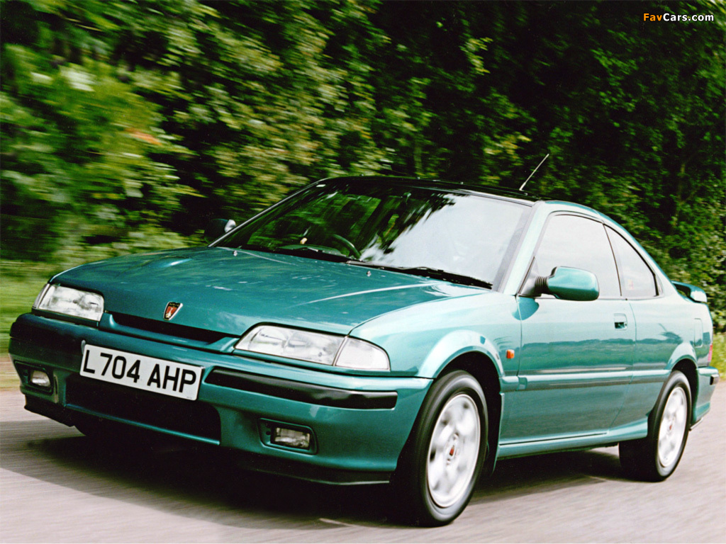 Rover 220 Turbo Coupe 1993–97 wallpapers (1024 x 768)