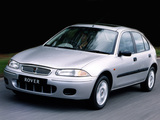 Rover 200 5-door (R3) 1995–99 images