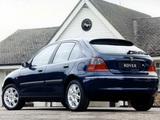 Rover 200 5-door (R3) 1995–99 photos