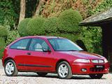 Rover 200 3-door (R3) 1995–99 pictures