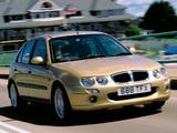 Images of Rover 25 5-door 1999–2004