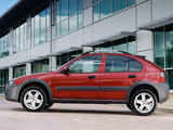 Images of Rover 25 Streetwise 5-door 2003–04