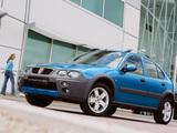 Images of Rover 25 Streetwise 5-door 2003–04