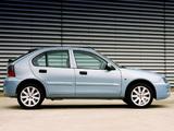Images of Rover 25 5-door 2004–05