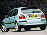 Photos of Rover 25 5-door 1999–2004