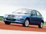 Photos of Rover 25 Spirit 2002