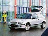 Photos of Rover 25 CDV 2003–04
