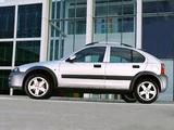 Photos of Rover 25 Streetwise 5-door 2003–04