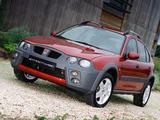 Pictures of Rover 25 Streetwise 5-door 2003–04