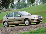 Rover 25 5-door 1999–2004 photos