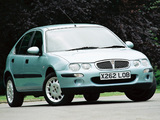 Rover 25 5-door 1999–2004 wallpapers