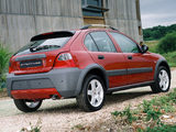 Rover 25 Streetwise 5-door 2003–04 photos