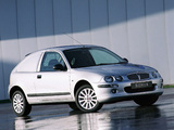 Rover 25 CDV 2003–04 wallpapers