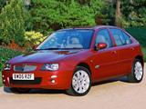 Rover 25 5-door 2004–05 images